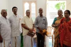 குருபிரான் அன்னதானம் - சத்தியஞானசபை - சின்னக்காவணம் (13-10-2019)