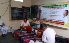 சேக்கிழார் ஞானவேள்வி தடுத்தாட்கொண்டபுராணம் 4-ஆம் அமர்வு-07-06-2019